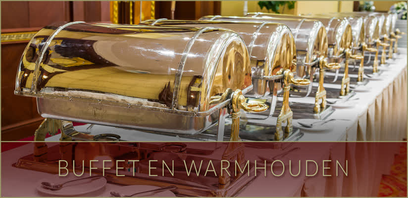 buffet en warmhouden